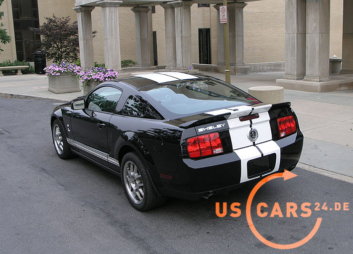 2007 Mustang >> 2007 Ford Mustang Shelby GT500